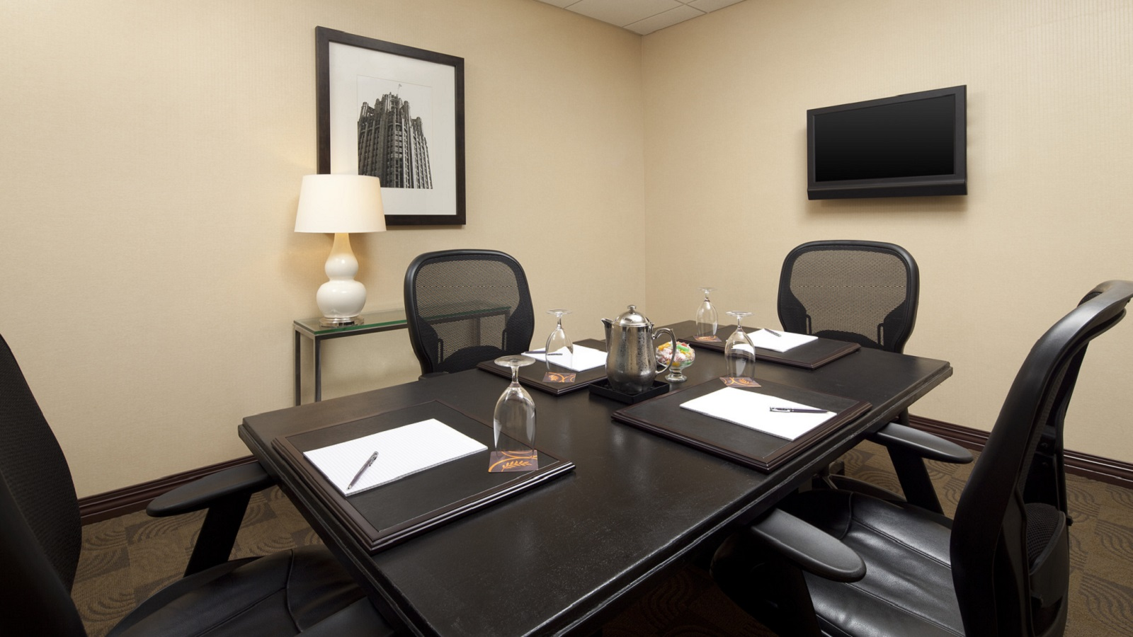 Sheraton Chicago Northbrook Hotel - Techny Boardroom