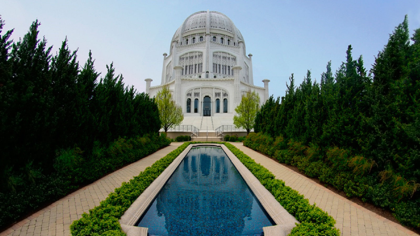 Chicago Area Attractions | Bahai House of Worship for North America